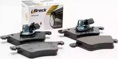 Breck 23034 00 703 10 - Piduriklotsi komplekt,ketaspidur multiparts.ee