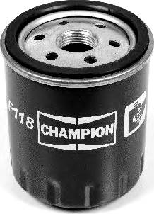 Champion COF100118S - Õlifilter multiparts.ee