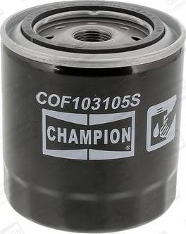 Champion COF103105S - Õlifilter multiparts.ee