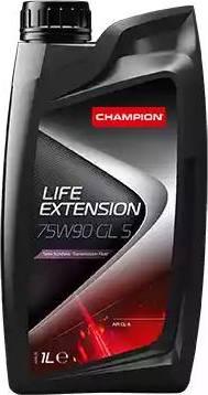 Champion Lubricants 8203701 - Käigukastõli multiparts.ee