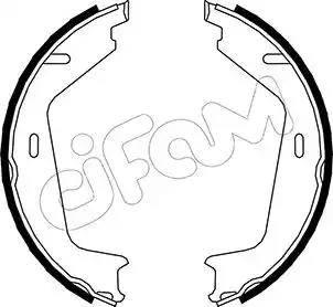 Cifam 153-479 - Piduriklotside komplekt,seisupidur multiparts.ee