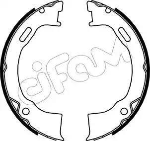 Cifam 153-146 - Piduriklotside komplekt,seisupidur multiparts.ee