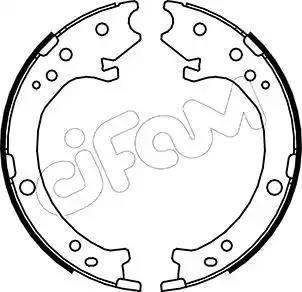 Cifam 153-161 - Piduriklotside komplekt,seisupidur multiparts.ee