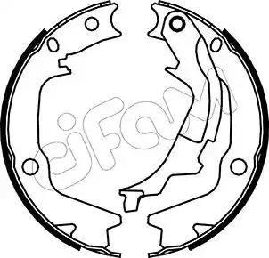 Cifam 153-186 - Piduriklotside komplekt,seisupidur multiparts.ee