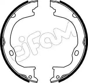 Cifam 153-363 - Piduriklotside komplekt,seisupidur multiparts.ee