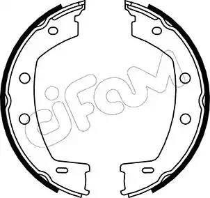 Cifam 153-374 - Piduriklotside komplekt,seisupidur multiparts.ee