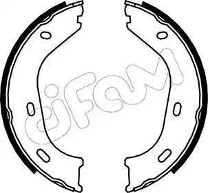 Cifam 153-232 - Piduriklotside komplekt,seisupidur multiparts.ee