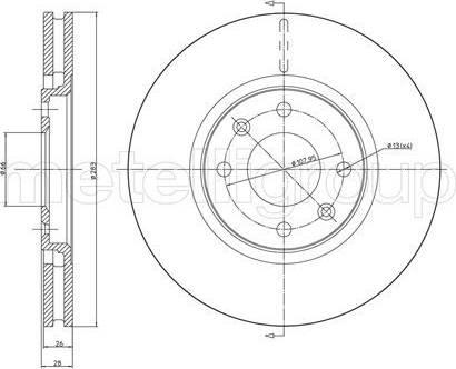 Cifam 800-454 - Piduriketas multiparts.ee
