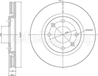 Cifam 800-455 - Piduriketas multiparts.ee