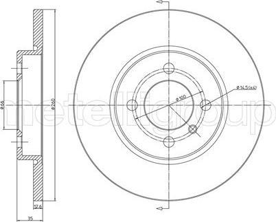 Cifam 800-122 - Piduriketas multiparts.ee