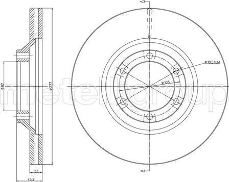 Cifam 800-1745C - Piduriketas multiparts.ee