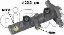 Cifam 202-430 - Peapiduri silinder multiparts.ee