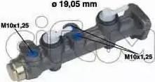 Cifam 202-063 - Peapiduri silinder multiparts.ee