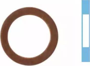 Corteco 005565H - Rõngastihend, õli äravoolukruvi multiparts.ee