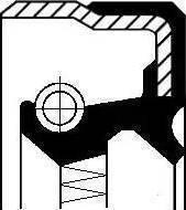 Corteco 01034692B - Võlli rõngastihend, lisaülekanne multiparts.ee
