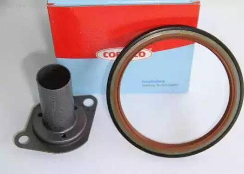 Corteco 19134550 - Võlli rõngastihendikomplekt,sidur multiparts.ee