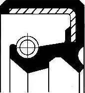 Corteco 01026910B - Võlli rõngastihend,survelaagri võll multiparts.ee