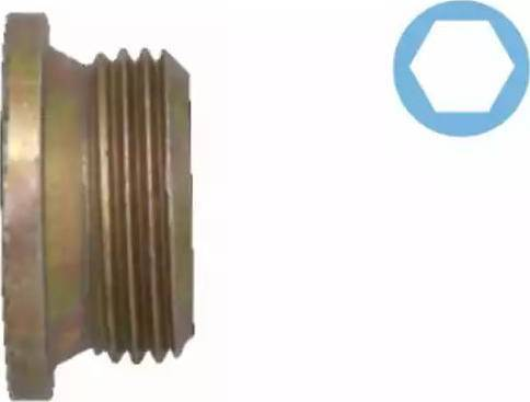 Corteco 005501H - Rõngastihend, õli äravoolukruvi multiparts.ee