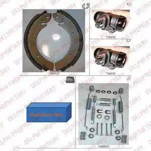 Cifam 822-400-0 - Piduriklotsi komplekt,ketaspidur multiparts.ee