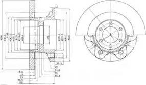 Delphi BG9722 - Piduriketas multiparts.ee