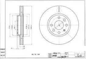 Delphi BG3569 - Piduriketas multiparts.ee