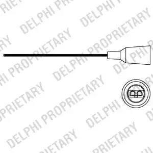 Delphi ES10674-12B1 - Lambda andur multiparts.ee