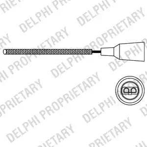 Delphi ES10671-12B1 - Lambda andur multiparts.ee