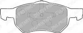 Alpha Brakes HKP-CH-007 -  multiparts.ee