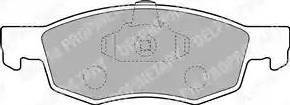 Alpha Brakes HKP-FT-049 -  multiparts.ee