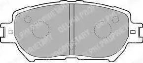 Ashika 50-02-218 - Piduriklotsi komplekt,ketaspidur multiparts.ee