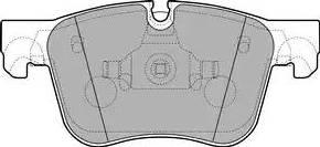 Delphi LP2690 - Piduriklotsi komplekt,ketaspidur multiparts.ee