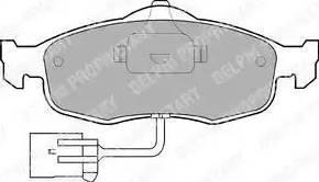 Alpha Brakes HKP-FR-030 -  multiparts.ee