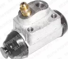 Delphi LW61065 - Rattapidurisilinder multiparts.ee