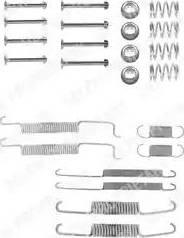 Delphi LY1026 - Lisakomplekt, Piduriklotsid multiparts.ee
