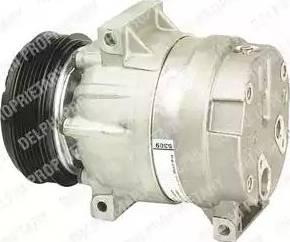 Delphi TSP0155023 - Kompressor,kliimaseade multiparts.ee