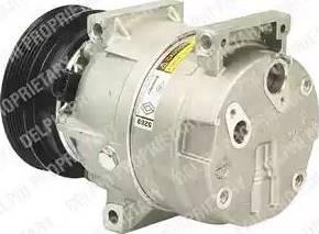 Delphi TSP0155137 - Kompressor,kliimaseade multiparts.ee