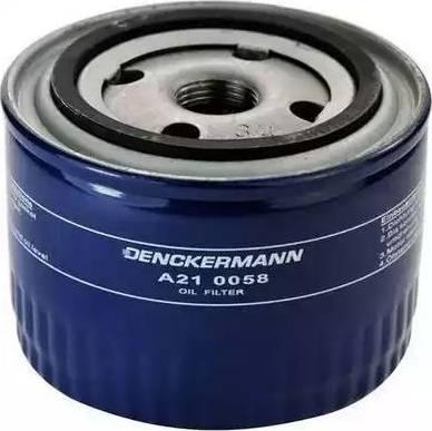 Denckermann A210058 - Hüdraulikafilter,automaatkäigukast multiparts.ee