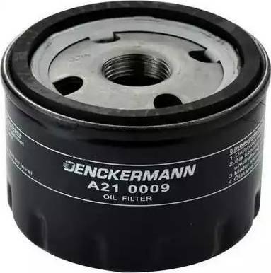 Denckermann A210009 - Õlifilter multiparts.ee