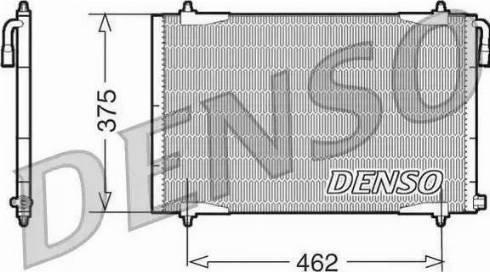 Nissens 94855 - Kondensaator,kliimaseade multiparts.ee