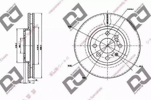 DJ Parts BD1401 - Piduriketas multiparts.ee