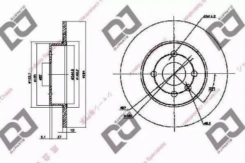 DJ Parts BD1402 - Piduriketas multiparts.ee
