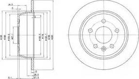 Dr!ve+ DP1010.11.0127 - Piduriketas multiparts.ee