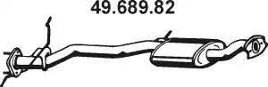 Eberspächer 49.689.82 - Kesksummuti multiparts.ee