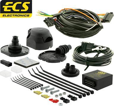 ECS KI-048-BB - Elektrikomplekt, haakeseade multiparts.ee