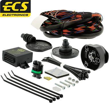 ECS MB-075-BH - Elektrikomplekt, haakeseade multiparts.ee