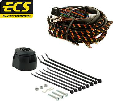 ECS SK-010-BB - Elektrikomplekt, haakeseade multiparts.ee