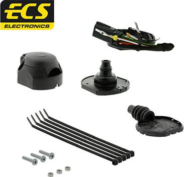 ECS TO-149-BB - Elektrikomplekt, haakeseade multiparts.ee