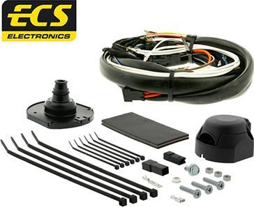 ECS VW-053-BB - Elektrikomplekt, haakeseade multiparts.ee
