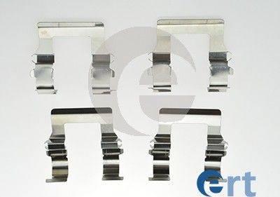 ERT 420076 - Lisakomplekt, ketaspiduriklotsid multiparts.ee