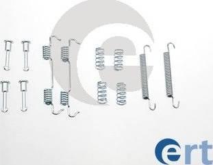 ERT 310016 - Lisakomplekt, seisupiduriklotsid multiparts.ee